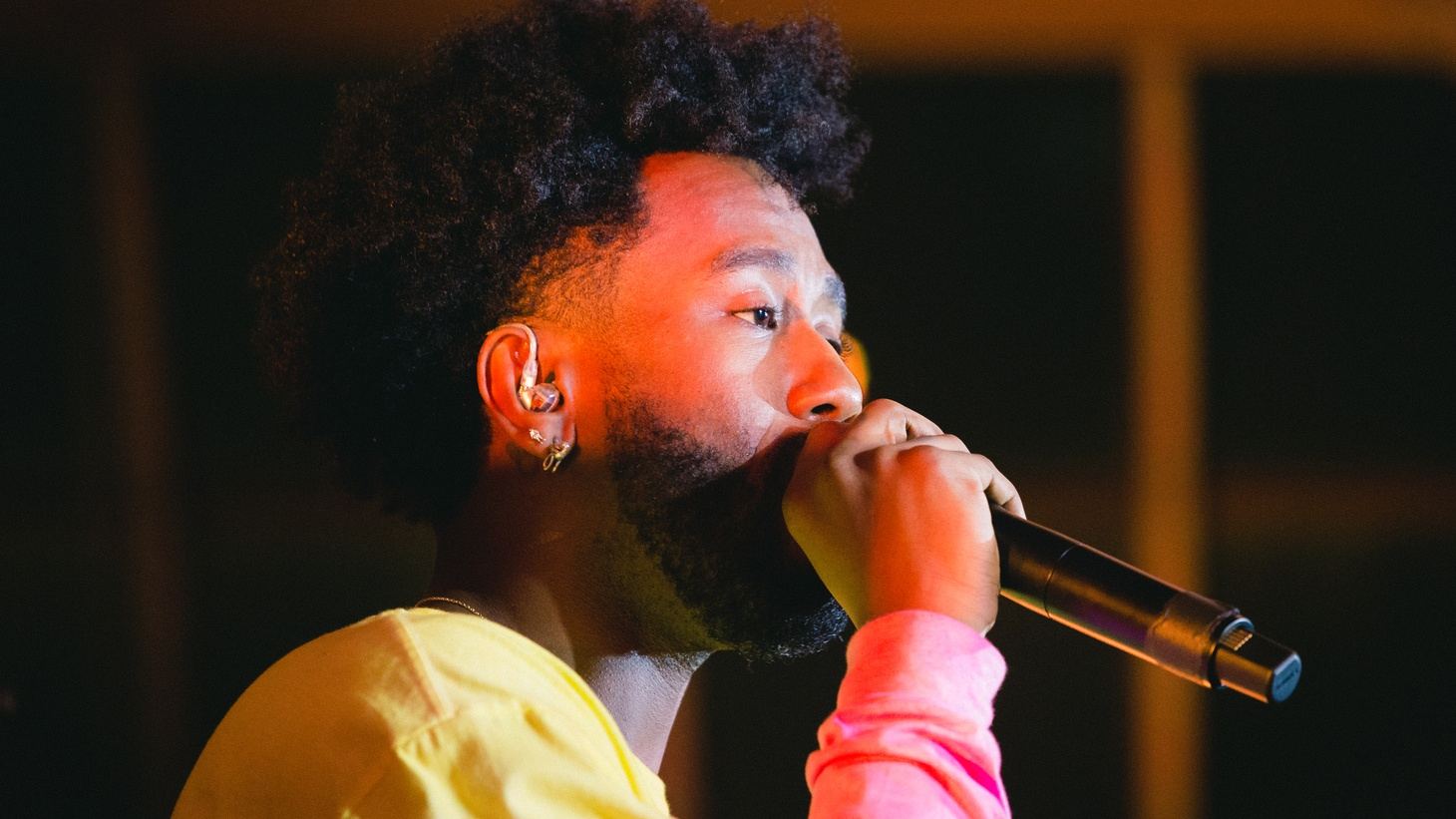 """Peter CottonTale is a Grammy Award-winning producer and Chance the Rapper collaborator, who provides timely and uplifting songs on his debut album """"CATCH  ."""