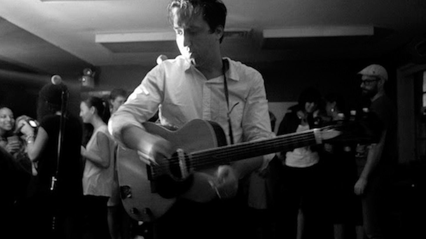 Peter Matthew Bauer is a founding member of beloved indie rockers The Walkmen and steps out on his own as a solo artist with his debut.