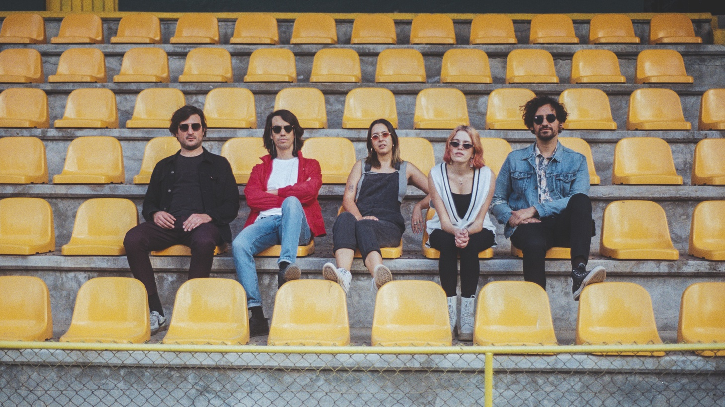 """They may have a French name, but psych-pop outfit Petite Amie are Mexico City-based and release their self-titled debut album at the end of the week. But why wait? Get familiar with them through an acoustic and serene track titled """"Adios."""""""