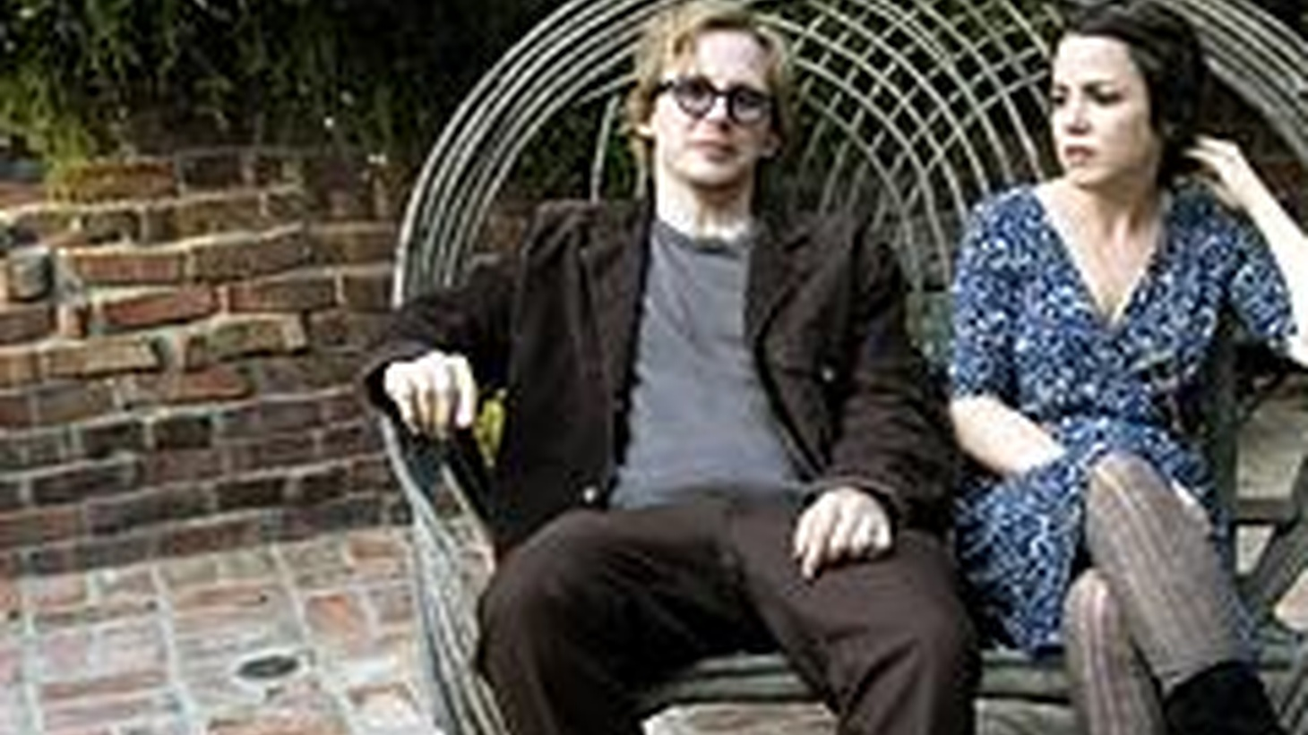...from Ten Years.   Petra Haden and Woody Jackson call Los Angeles home. Both are session musicians with solo careers..