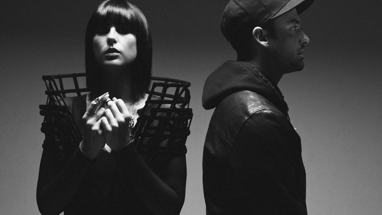 Josh Carter and Sarah Barthel, the duo behind Phantogram have been making great music for some time but they are stepping it up for their major label debut.