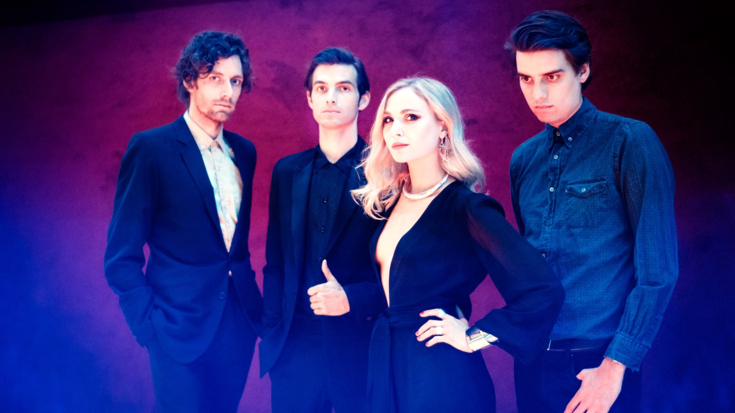 Phases is made up of members of LA bands The Like, Rilo KIley and Phantom Planet. Formed in 2009, they have worked under a different moniker over the years.