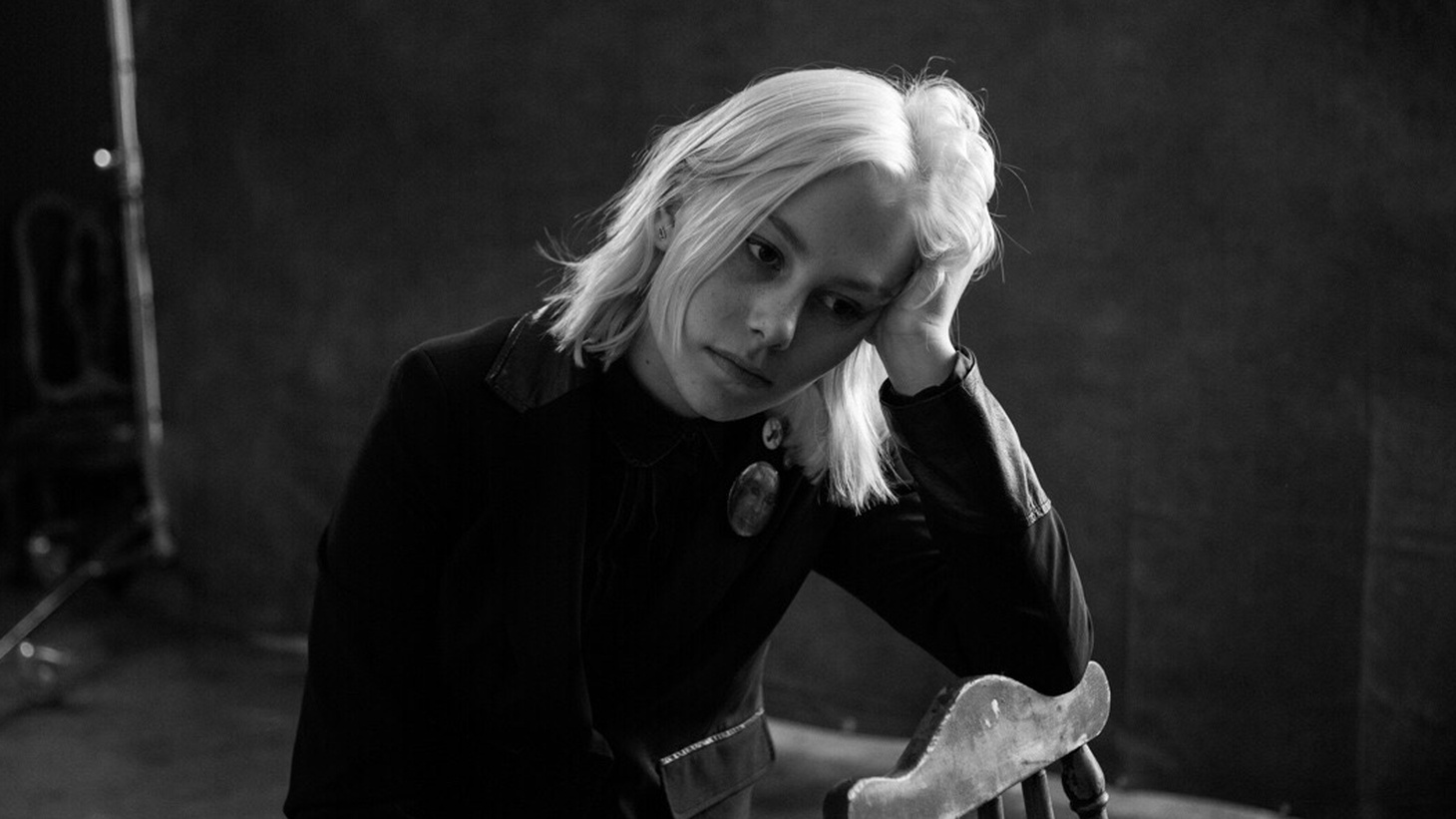 According to Ryan Adams, Phoebe Bridgers is a musical unicorn.