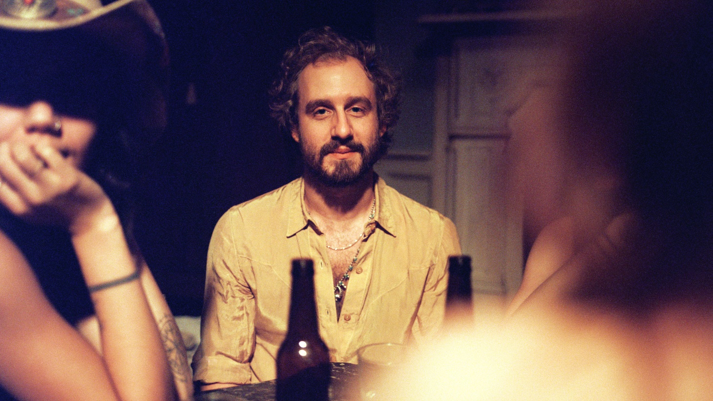 Phosphorescent were on tour for most of 2013. This dazzling rock band culled live tracks stretching back to their early days and pieced together this live record.