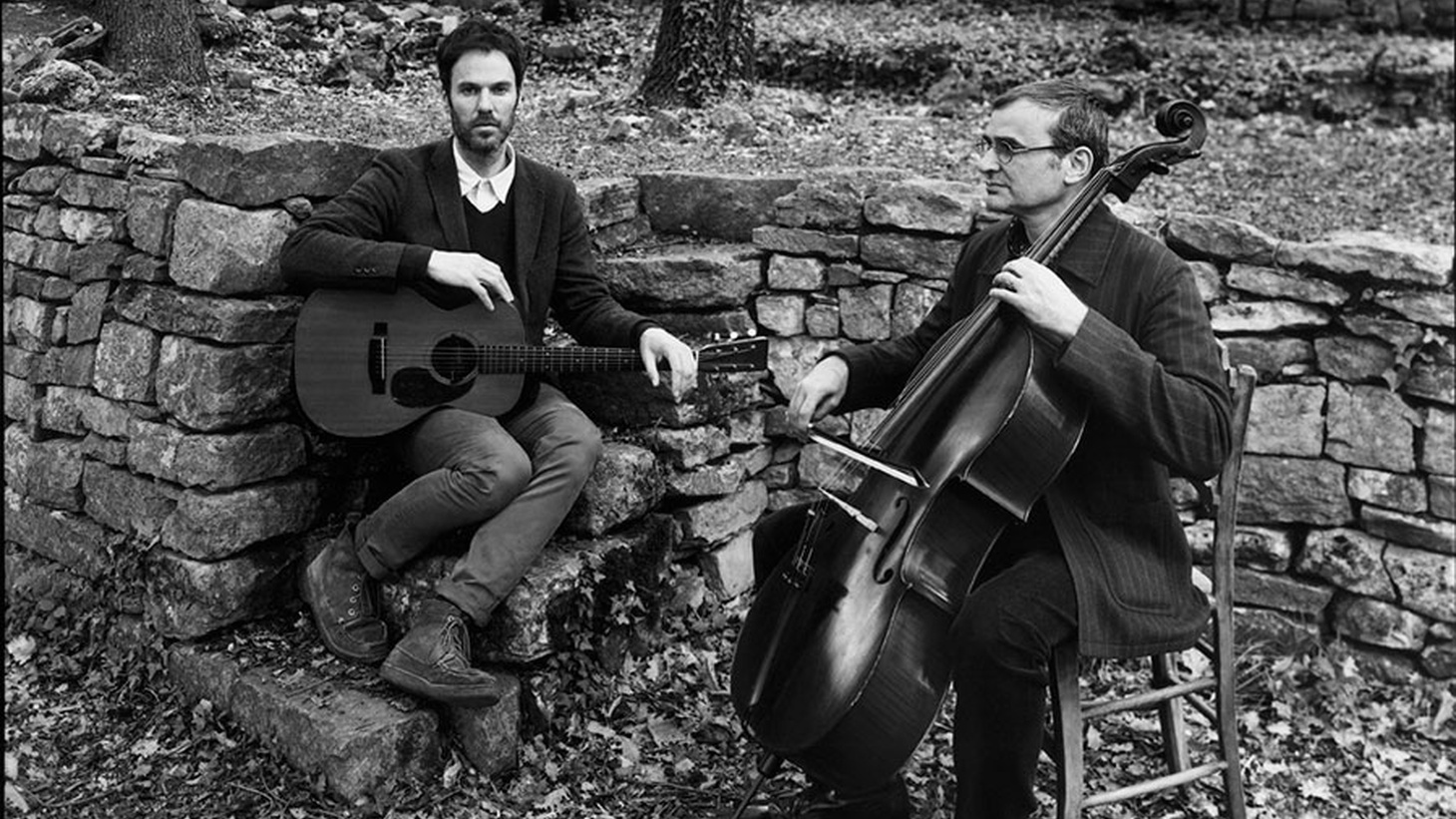 Piers Faccini, a gifted songwriter and producer, turned to cellist Vincent Ségal for an intimate recording of voice, cello and acoustic guitar. After a 25-year friendship they have finally been able to work together.