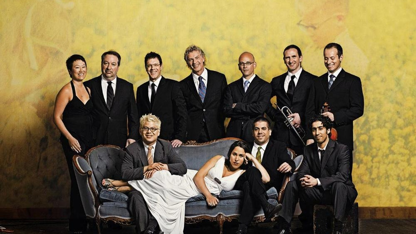 Pink Martini is an extraordinarily popular live band with songs that hop around genres, mixing contemporary pop influences with classical and world arrangements, as we hear in their latest release, Splendor in the Grass.