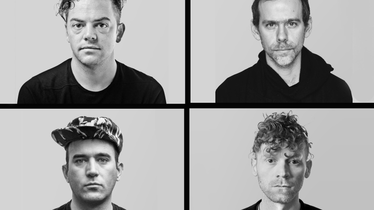 Sufjan Stevens, Bryce Dessner of the National, film composer Nico Muhly and drummer/multi-instrumentalist James McAllister explore the cosmos as Planetarium with a suite's worth of…