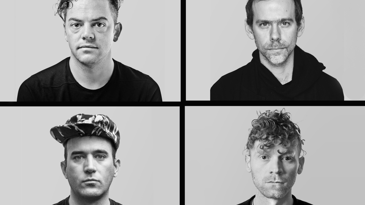 Sufjan Stevens, Bryce Dessner of the National, film composer Nico Muhly and drummer/multi-instrumentalist James McAllister explore the cosmos as Planetarium with a suite's worth of songs inspired by the Milky Way.