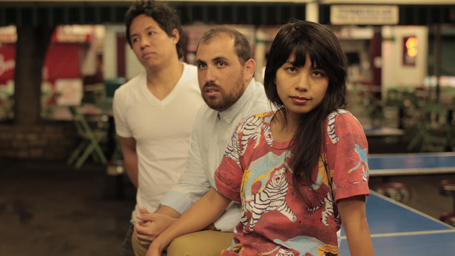 LA trio Pollyn has been busy since its 2009 debut remixing tracks for the likes of Gorillaz and Buffalo Daughter, releasing EP's and opening for KCRW favorites Little Dragon and Dengue Fever...