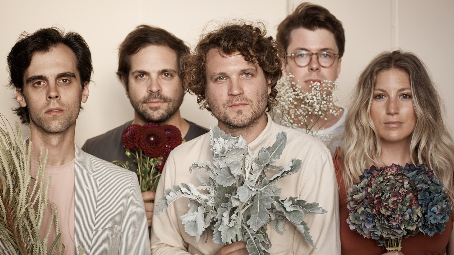"""Ra Ra Riot have a new track out that was co-written and produced by Rostam Batmanglij (formerly of Vampire Weekend). """"Bad To Worse"""" amplifies their pop-minded approach with bountiful arrangements."""