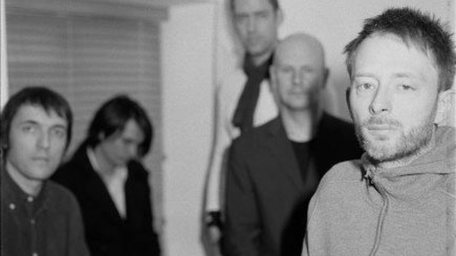 A month before OK Computer was released, Radiohead made their second visit to Morning Becomes Eclectic.