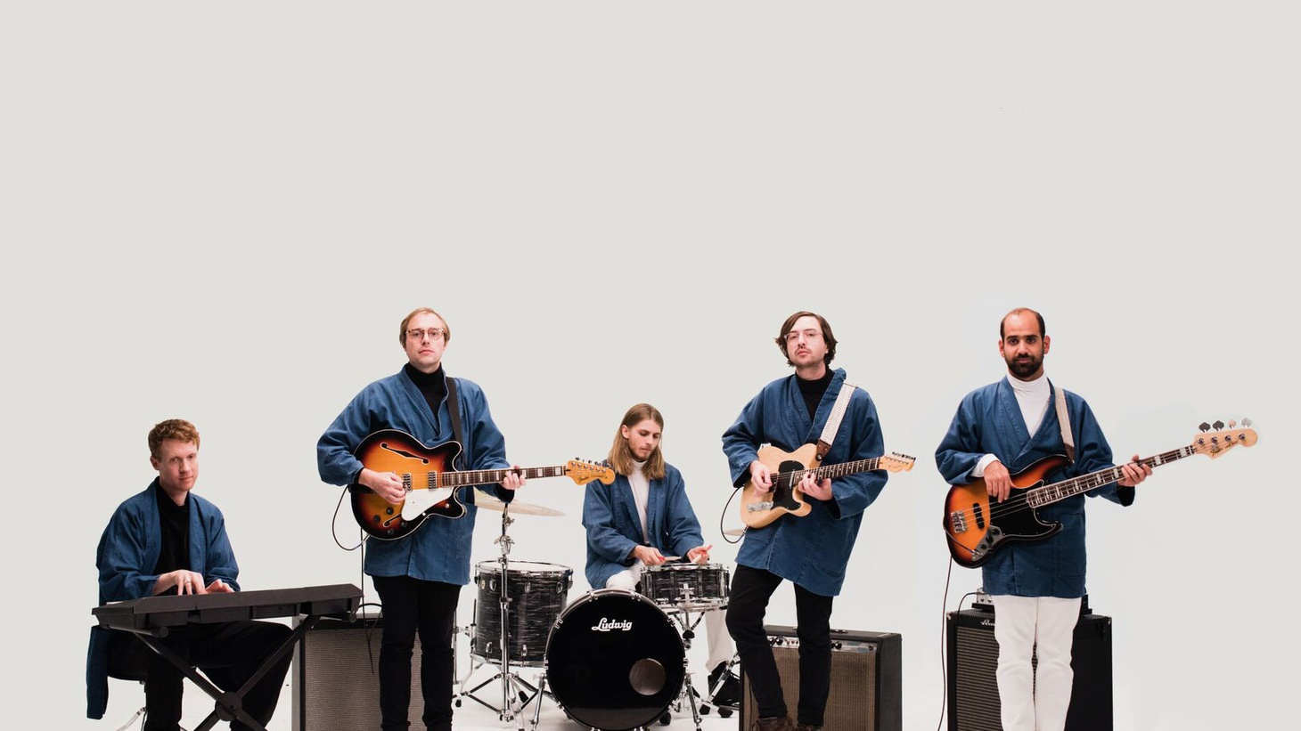 Fans of Real Estate rejoice as the boys return with a new single that highlights their classic laid-back charm.