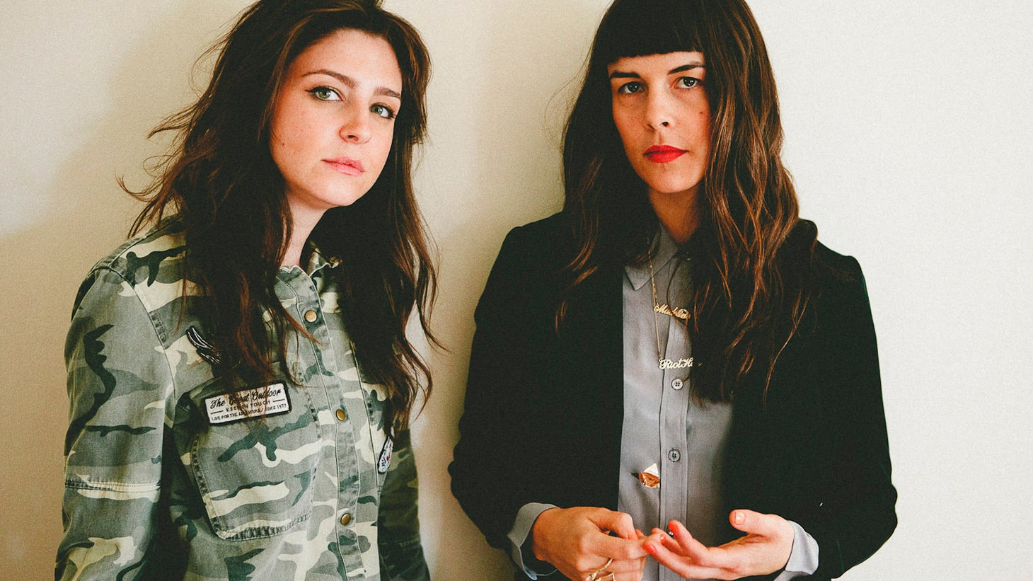 "LA's Madi Diaz and NYC's Emily Greene brought their songwriting talents together to form Riothorse Royale. According to Madi, they were drawn together as ""super-scorned women by bad boyfriends"""