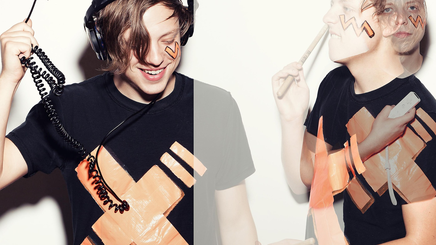 Robert DeLong throws a futuristic dance party on his debut full length release...