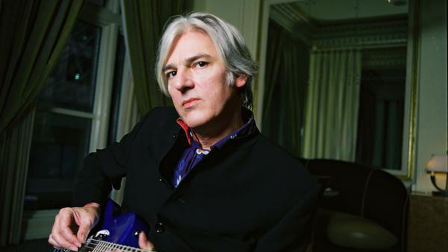...from Goodnight Oslo.   Raconteur and musician Robyn Hitchcock recently joined us. His new release has him revisiting the past in a positive light while reinventing himself...