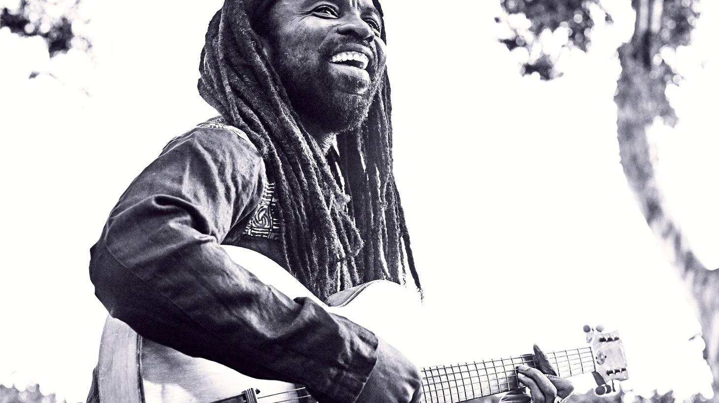"It's 4/20 folks and reggae artist RockyDawuni wants to celebrate California's legalization of marijuana with ""Burn One."" Fire it up!"
