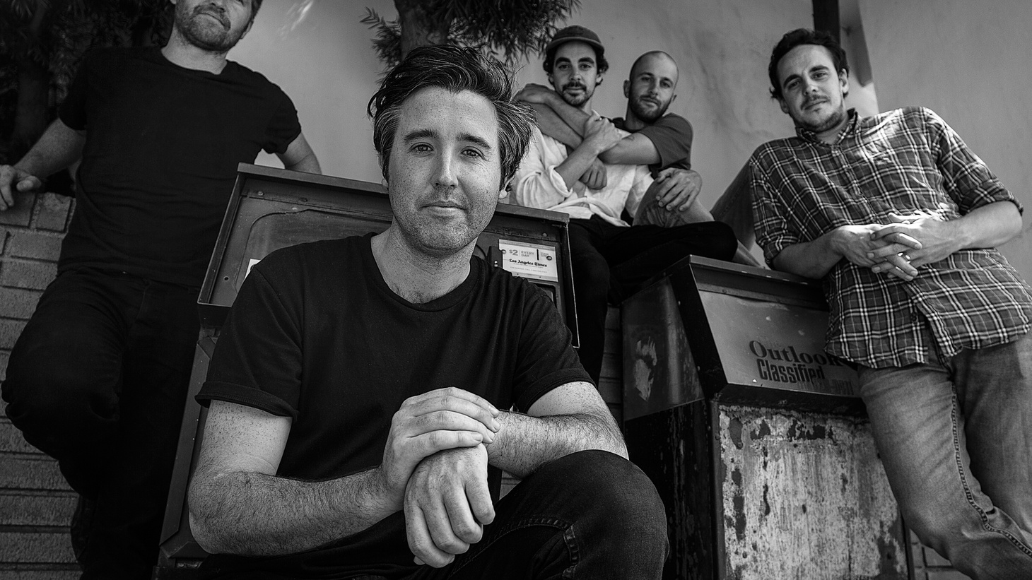 The rollicking guitar pop of Aussie band Rolling Blackouts Coastal Fever captured our attention at SXSW last year, and their recent MBE session fulfilled their promise.