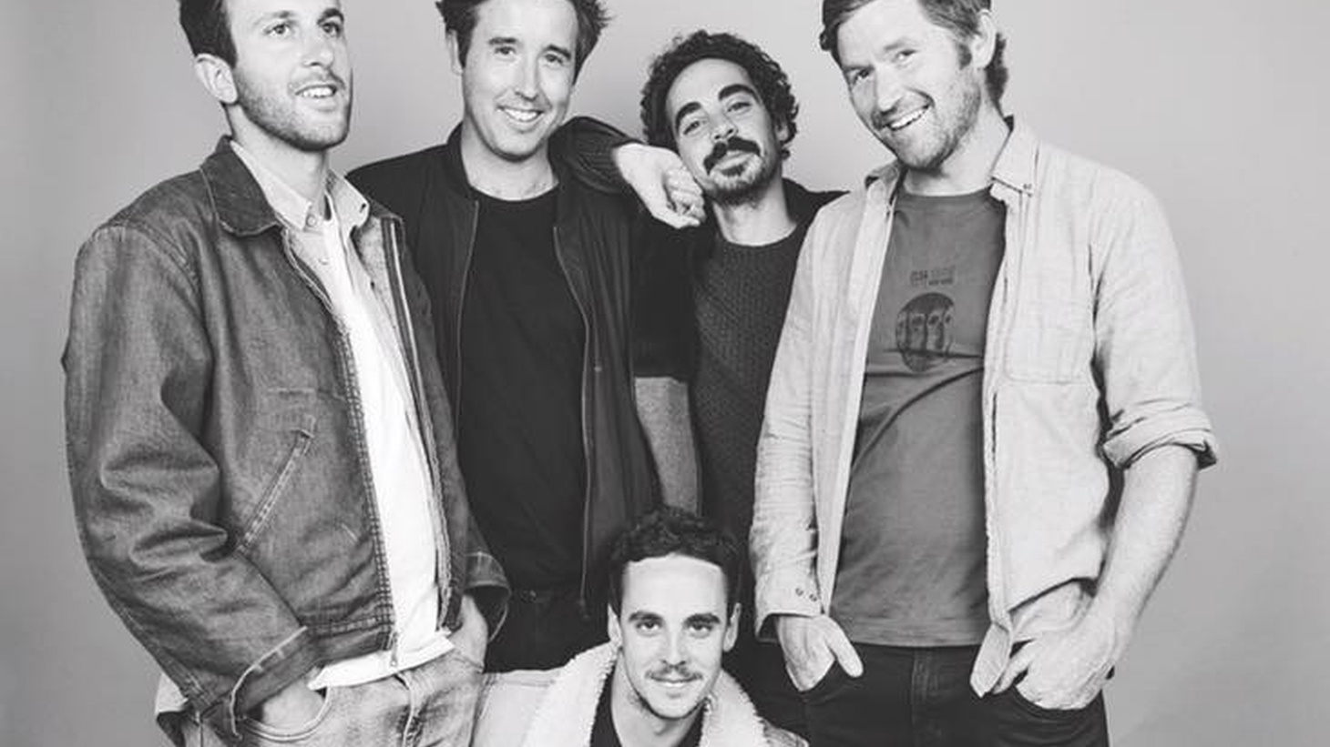 """Since their start, Melbourne five-piece Rolling Blackouts Coastal Fever could feel their immediate chemistry. They're stage ready to play new songs from an their upcoming debut album out early summer. Let's rock with """"Talking Straight."""""""