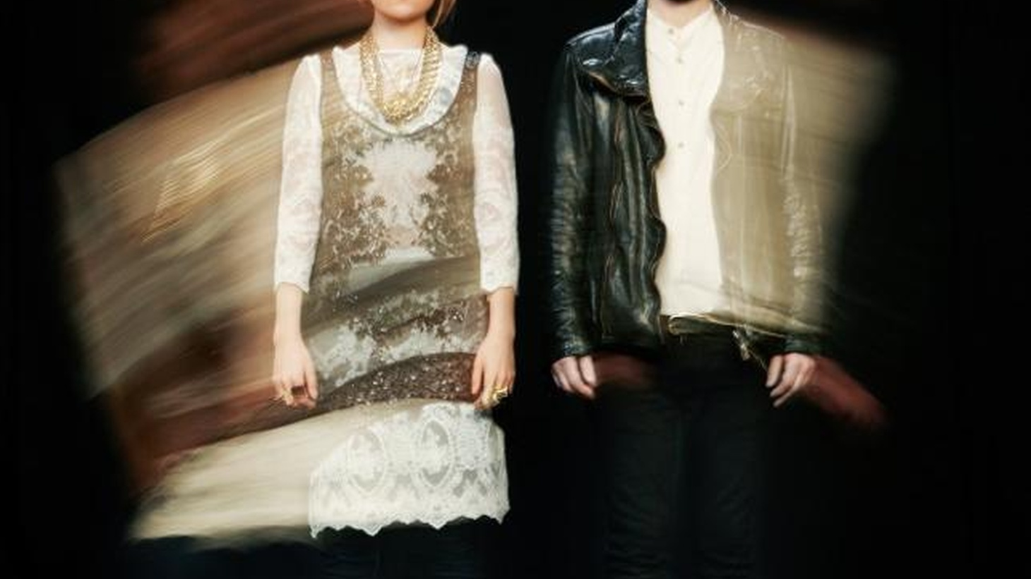 Duke Spirit's front-woman Liela Moss and guitarist/bassist Toby Butler have formed a new band called Roman Remains, playing a fiery mix of energetic pop.