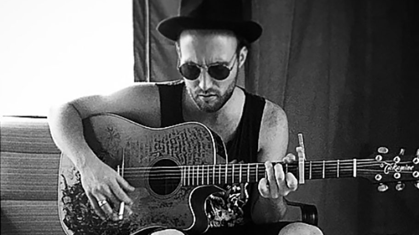 On the eve of Halloween we turn to singer/songwriter Ruston Kelly, who has penned a song for the occasion.