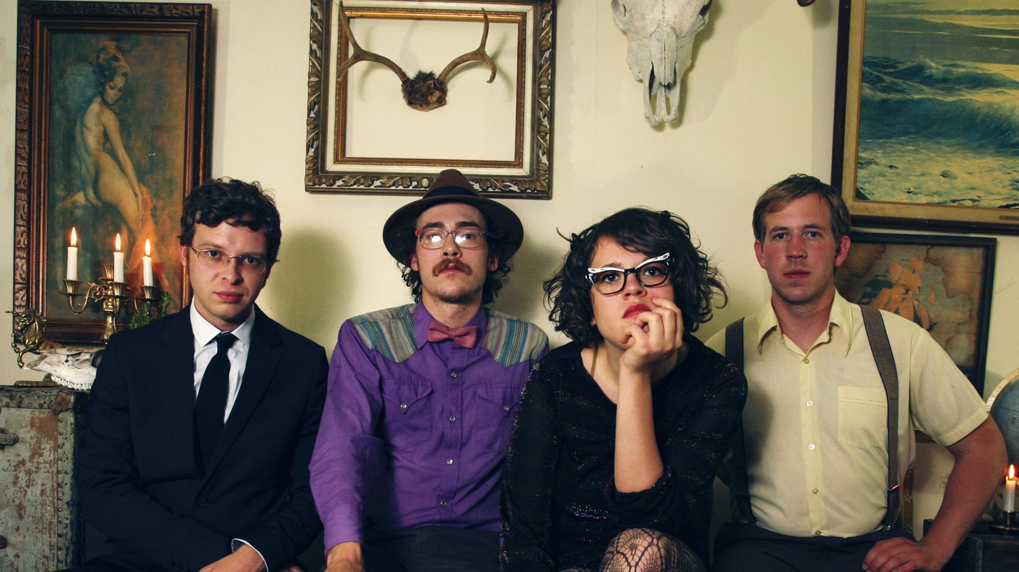 """Sallie Ford & The Sound Outside think there is no better time than the dead of winter to release a """"Summer"""" EP."""