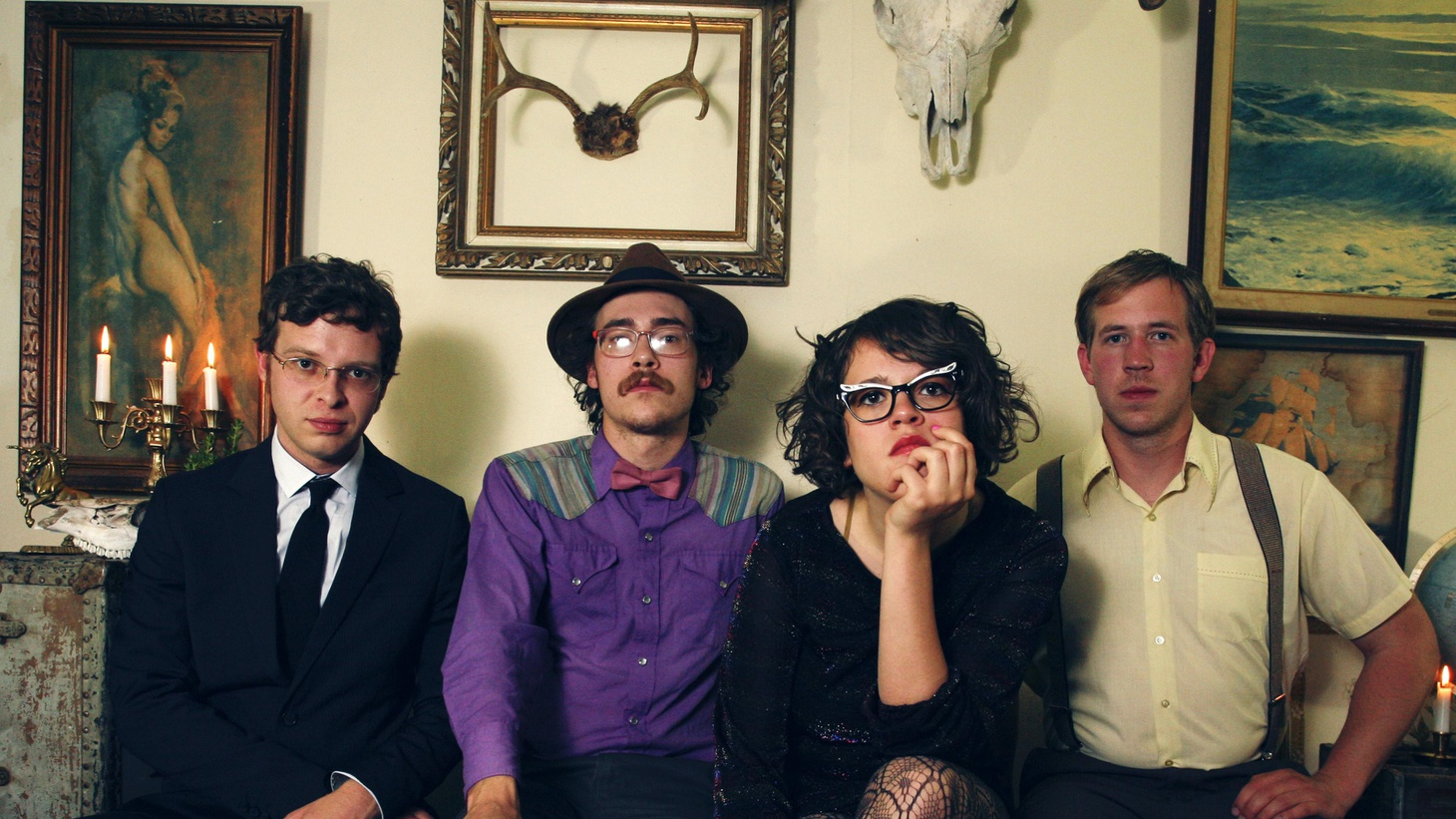 Sallie Ford & the Sound Outside offer a slate of rambunctious songs on their sophomore release.