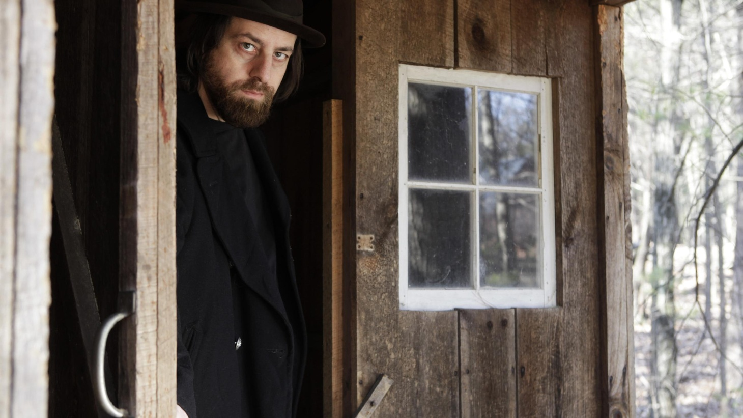 Sean Rowe's songs cast a hypnotic spell via his golden baritone. His sophomore release is filled with beautiful soulful lyrics. But Today's Top Tune stands out for...