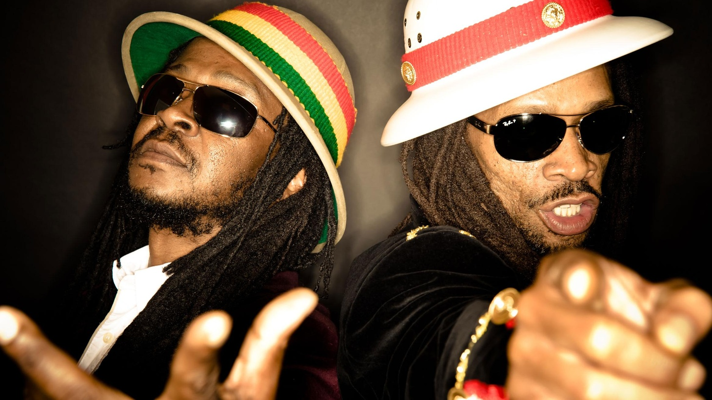 Brothers Arthur and Archie Steele who make up See-I have been a fixture in Washington DC's Reggae scene since the late 80's....