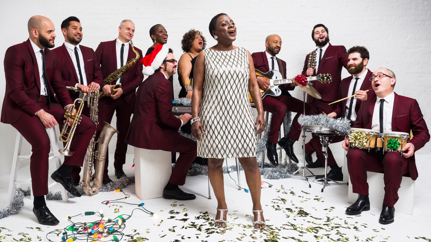 We've lost many important artists in 2016, including our beloved Sharon Jones.