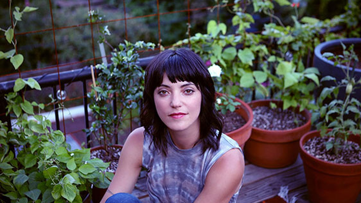 """After the Orlando Pulse Nightclub shootings Sharon Van Etten turned her sadness into song and said, """"We're all trying to just fit in, to belong, and to be ourselves. It's not even whether you're straight or gay or white or black — it's not any of those things. It's about being safe and being able to be yourself."""""""