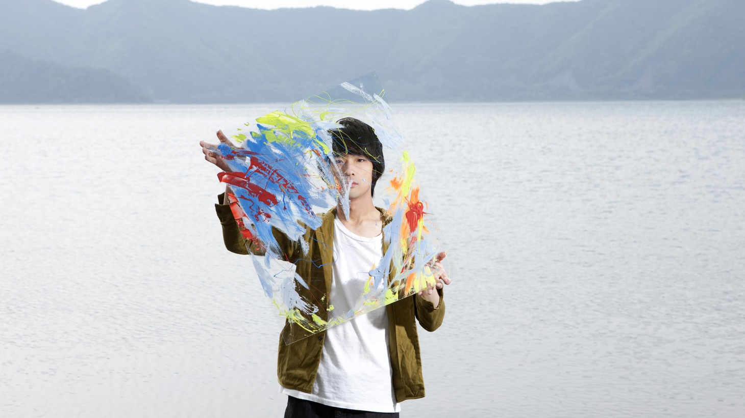 Each song on Japanese multi-instrumentalist Shugo Tokumaru's new CD employs no less than 20 instruments, all of which he performs himself.