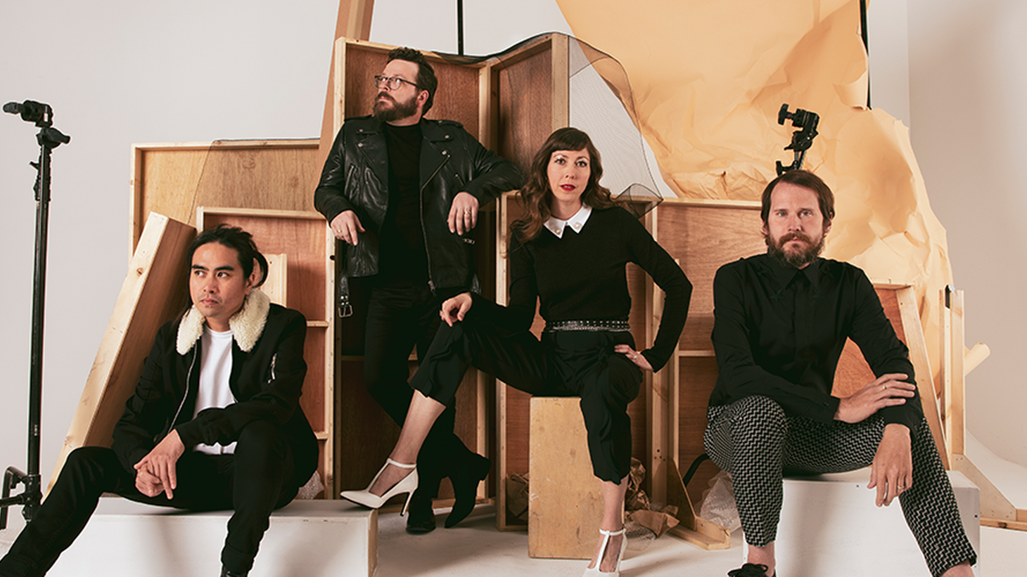 Celebrating rebirth and renewal, Silversun Pickups have been together for nearly 20 years.