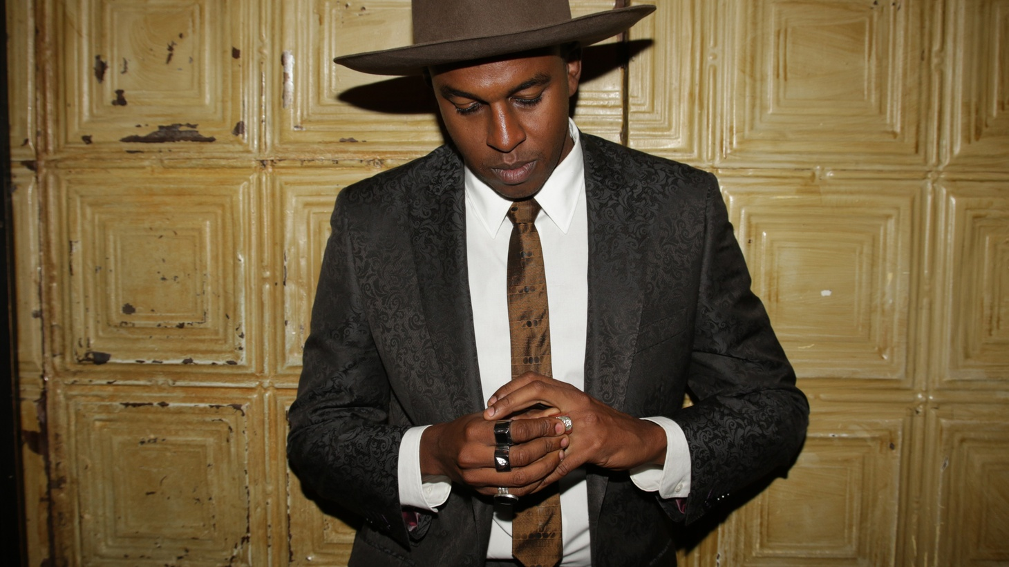 NPR has already tagged the new work of Brooklyn-based multi-instrumentalist and producer Ahmed Gallab, aka Sinkane, on its round up of 2017's Best Music.