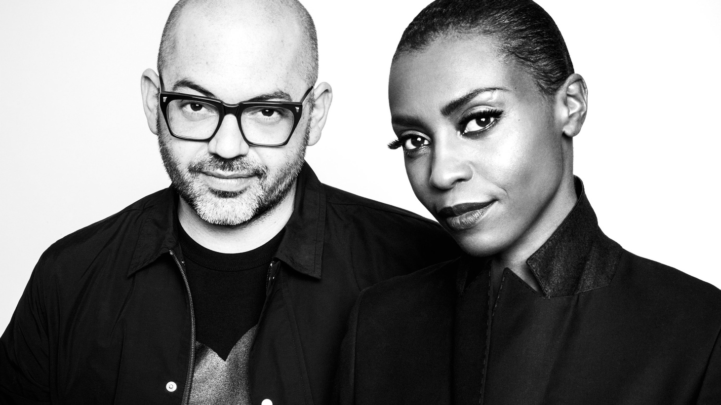 Morcheeba members Skye Edwards and Ross Godfrey quietly launched a new project in the fall of 2016 they simply call SKYE | ROSS.