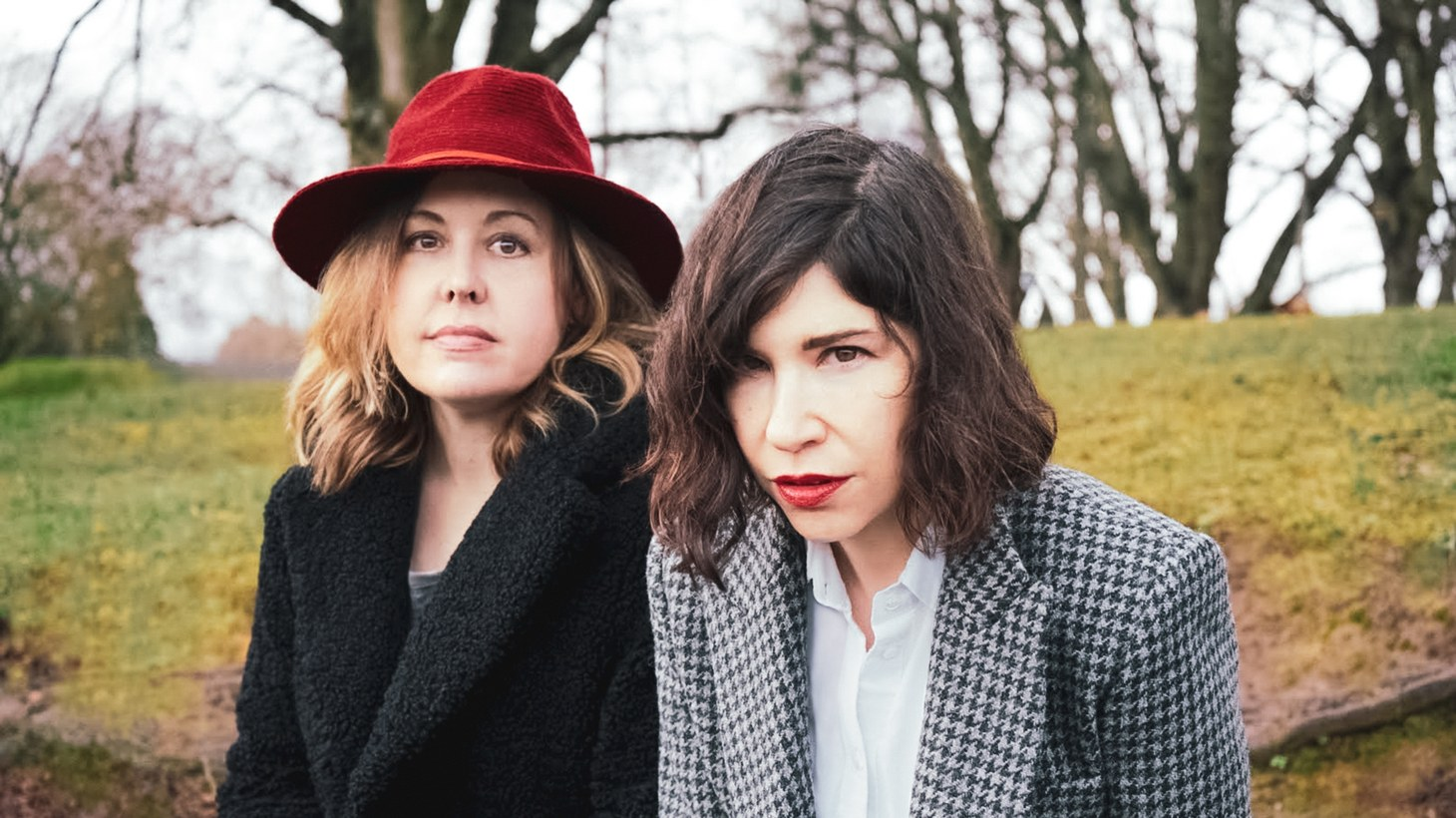 Carrie Brownstein and Corin Tucker, better known as Sleater-Kinney, got down to business in 2020 and recorded an album in their Portland homebase with local musicians.