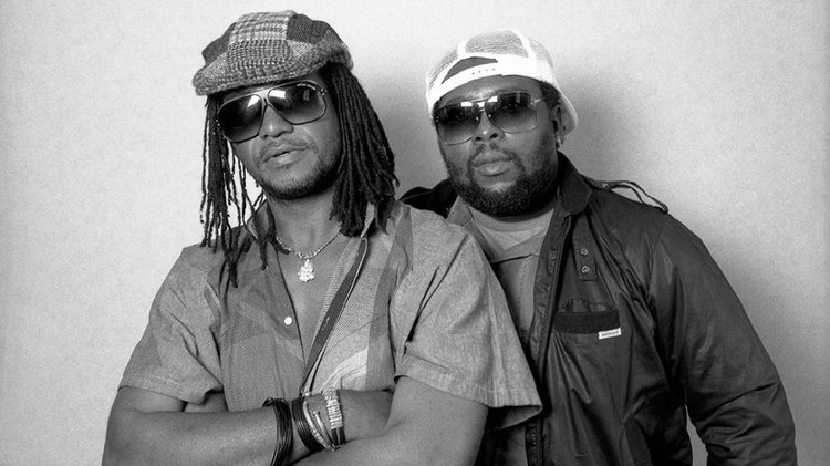 Pillars of Jamaican music Sly & Robbie are the Riddim Twins, propelling beats for over 40 years.