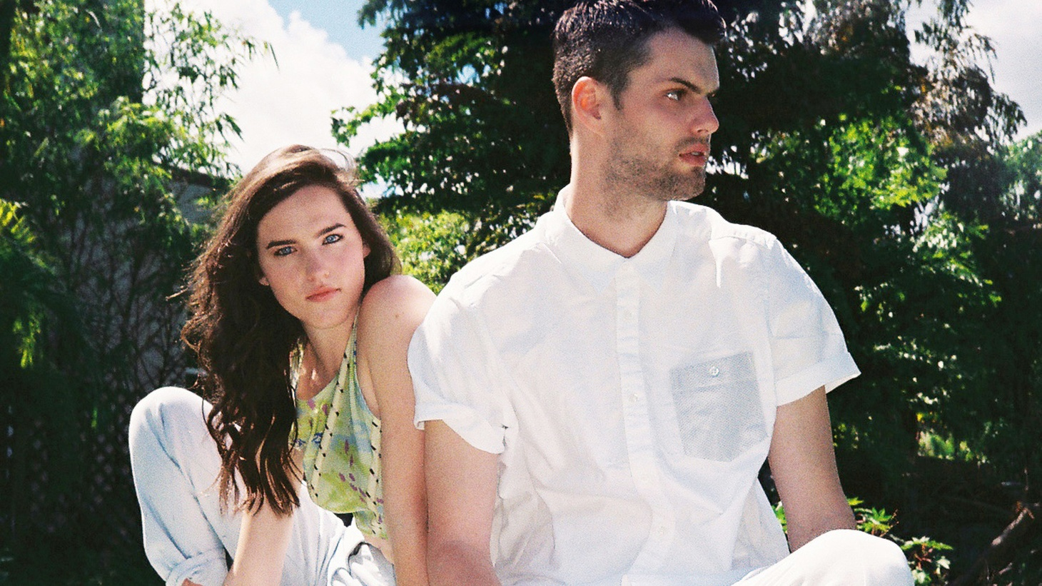 KCRW's Chris Douridas is a man with big ears, and they are usually on the ground seeking out new musical treasures. His latest find is duo Sofi Tukker, a rising New York dance music pair influenced by Brazilian and world rhythms.