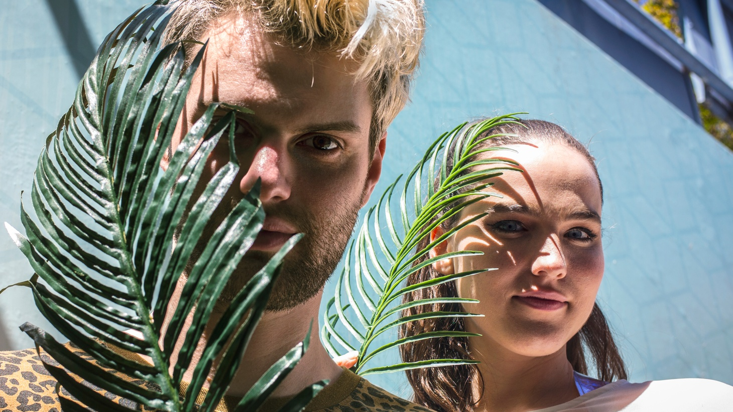 """Sofi Tukker's music is pure joy. Their most recent live performance in our studio was very special as they brought along a percussionist to add an extra layer of fun. Enjoy this exclusive version of """"Energia,"""" recorded live on MBE."""