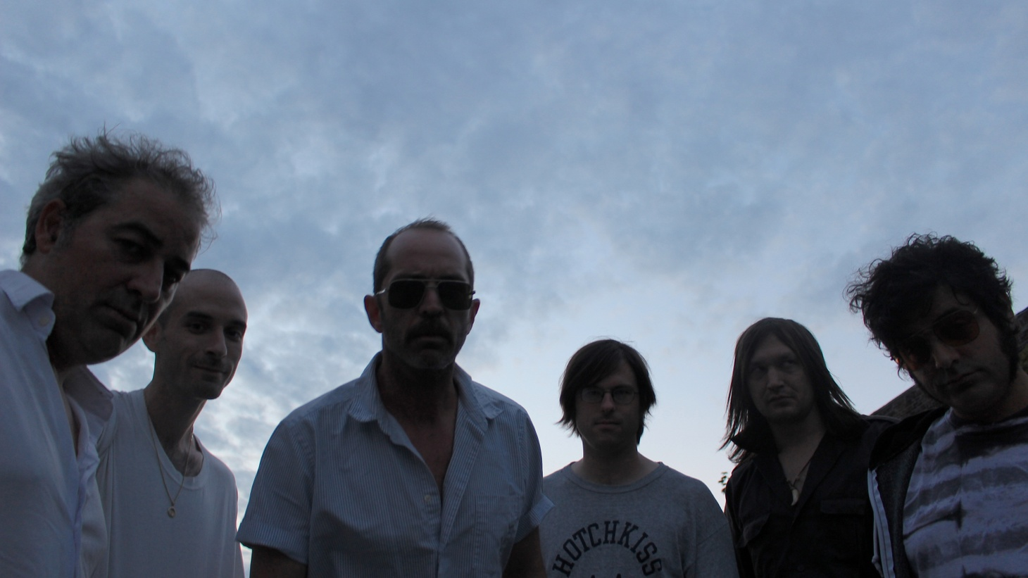 Anti-band Soldiers Of Fortune are made up of members of indie rock favorites Oneida, Chavez and Interpol.