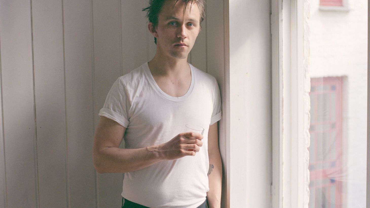 "KCRW favorite Sondre Lerche recently announced a new album due this fall. The Norwegian transplant lets off some steam on Today's Top Tune ""Bad Law""."