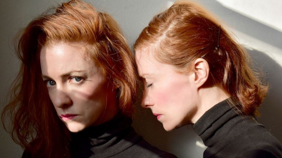 Georgina and Una McGeough are Irish twin-sisters who make up Song Sung. They had the good fortune of teaming up with nimble producer, composer, and musician David Holmes, who's known for his undulating film scores.