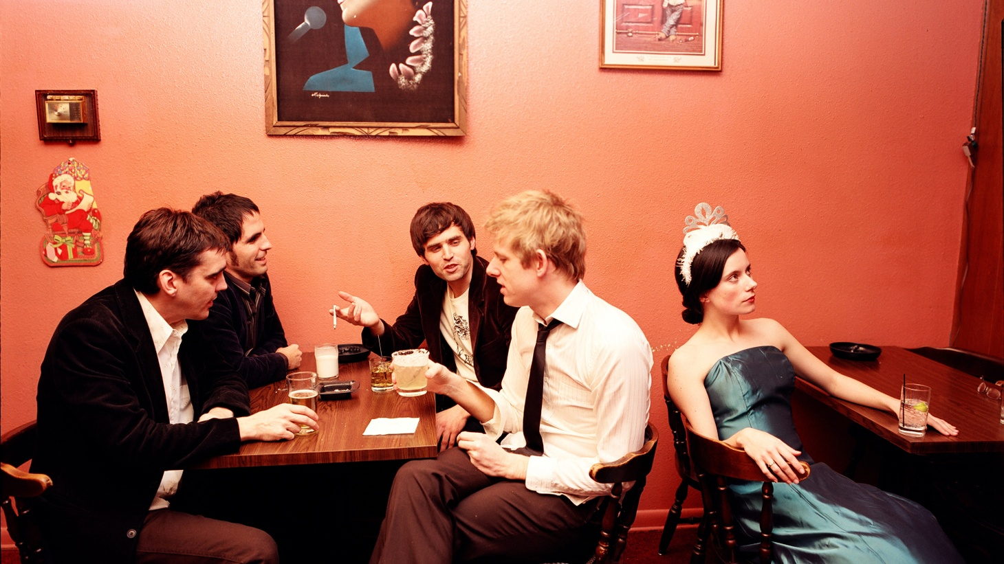 For its 10th anniversary, Spoon's classic album Gimme Fictionhas been re-released and remastered as a limited-edition double CD/LP, with 12 previously-unreleased tracks.