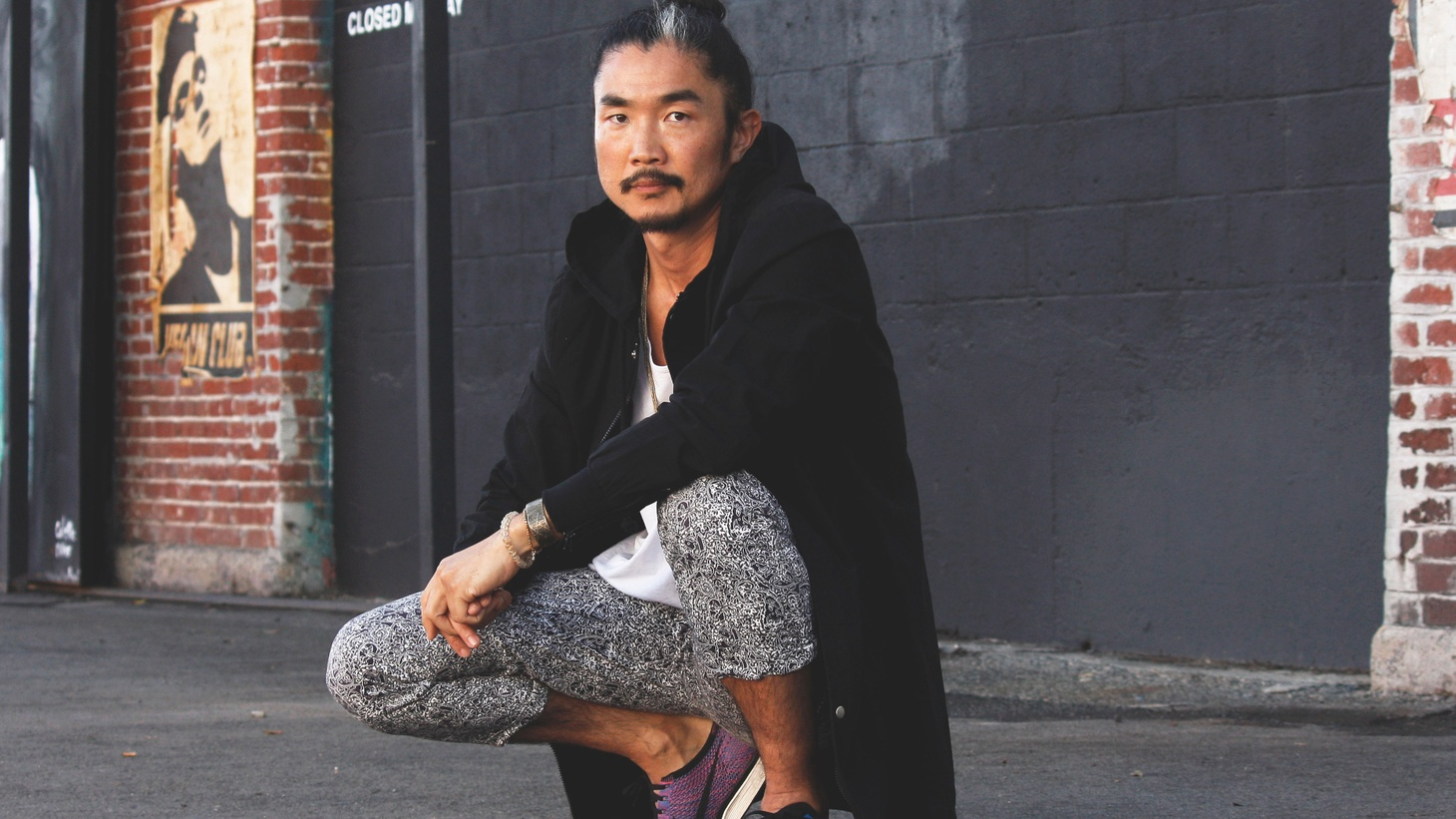 Tokyo-born starRo is a modern-day renaissance man who can now add a Grammy nomination for his re-mixing chops to his list of accomplishments.