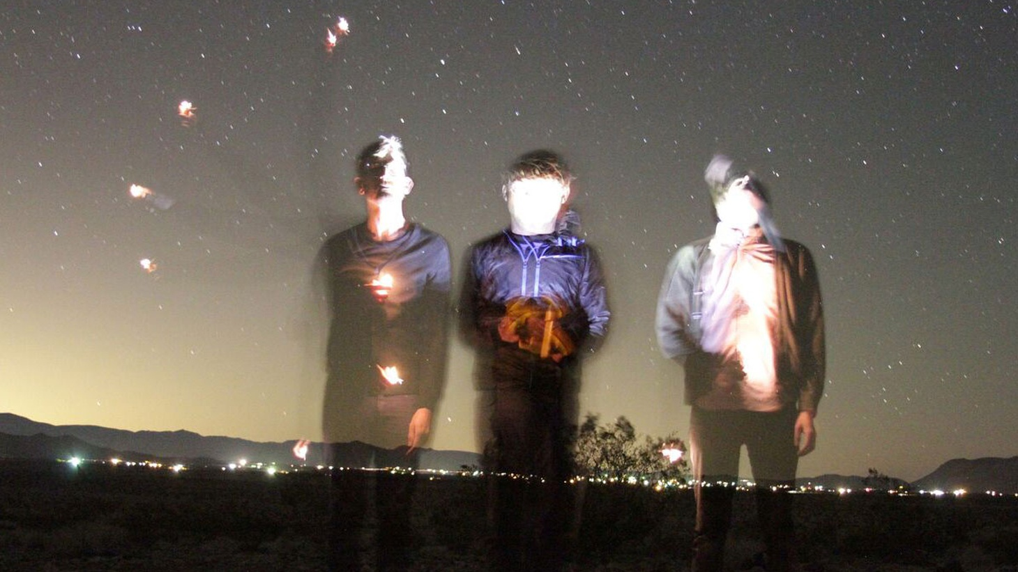"""Get ready for """"Tape Machine,"""" a funky electro-pop ride from STRFKR's fourth album."""