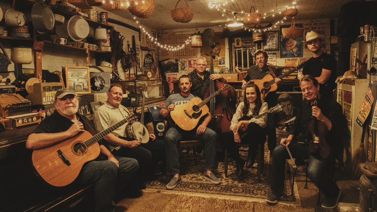 You can take the man out of Kentucky, but you can't take Kentucky out of the man. That's the verdict from Sturgill Simpson who returns to the music of his native land with his first bluegrass project.