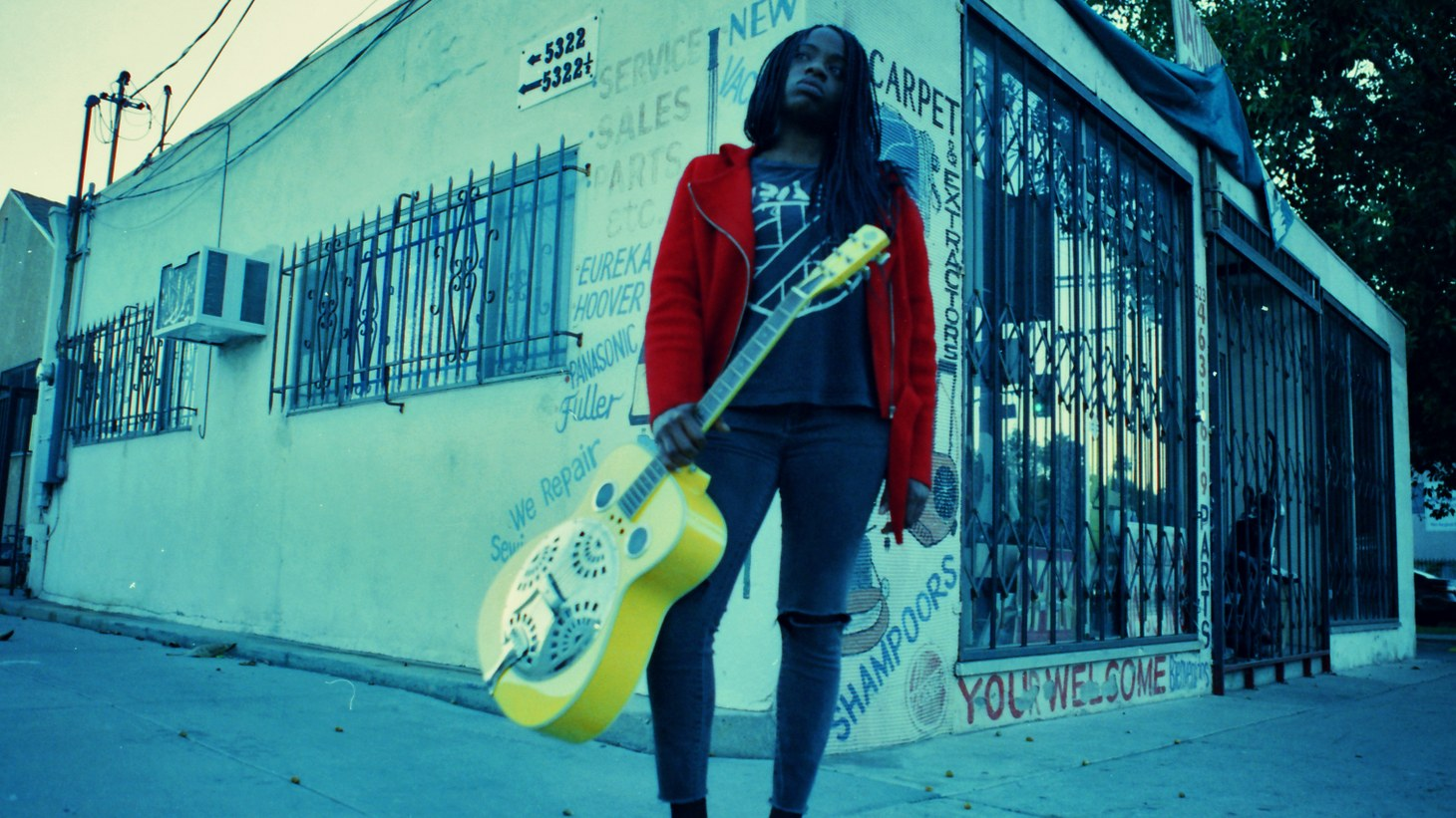 This pandemic has intensified the work of prolific artist Sunny War, known for her inventive guitar style and as half of the LA-based duo War & Pierce.