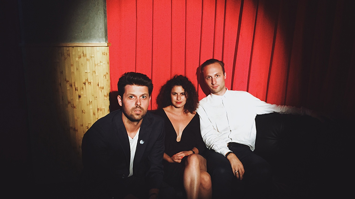 LA trio Superhumanoids are drawn to the sound of 80's synth and propulsive beats.
