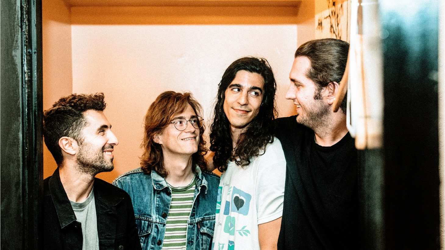 """Collaborative Highland Park indie-pop outfit Sure Sure take a grassroots approach to making music in their house-turned-studio. """"Lie Lie Lie"""" is a sunny song about a bad habit."""