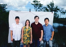 Surfer Blood: Six Flags in F or G