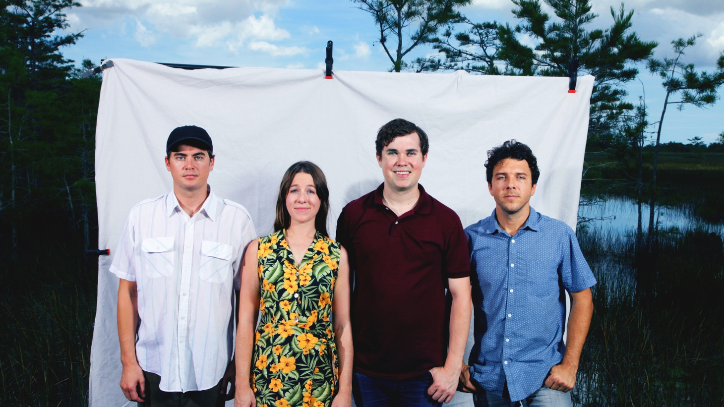 Snowdonia is a departure from Surfer Blood's sound as the eight tracks make up the band's most ambitious recording to date.